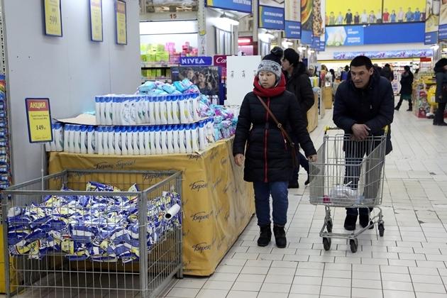 Торговые сети вытесняют магазины и бутики