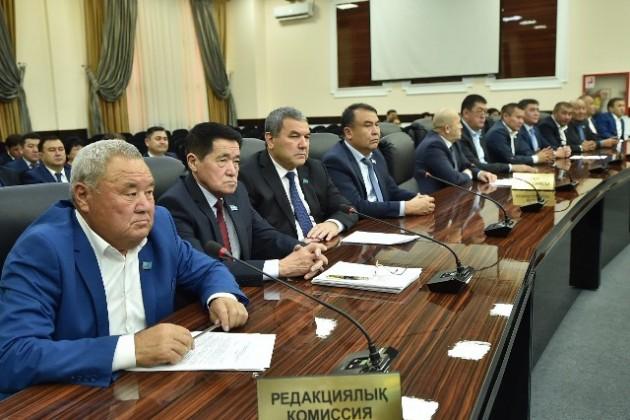 ВЮжно-Казахстанской области реорганизуют четыре управления