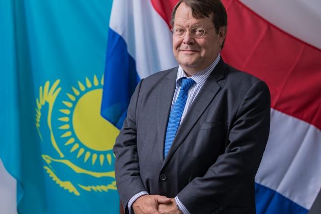 Актобе посетил посол Королевства Нидерландов