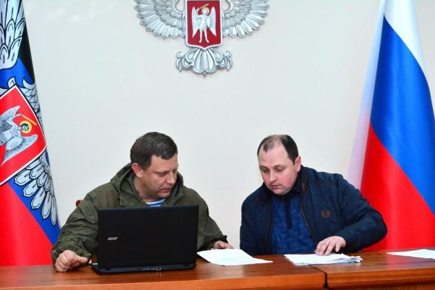 Стало известно имя нового главы ДНР