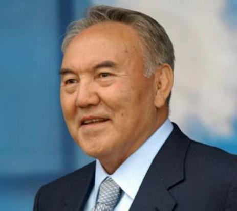 Президент Назарбаев прибыл в Китай