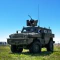 На вооружение армии РК поступила бронемашина Арлан