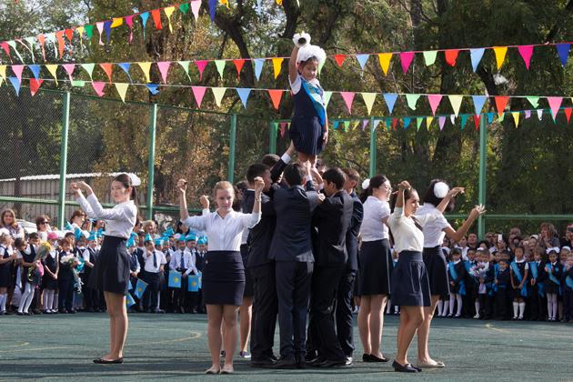 В Казахстане введут круглогодичную систему оздоровления школьников