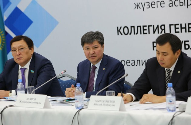 В Казахстане могут запретить проверки МСБ по заявлению третьих лиц