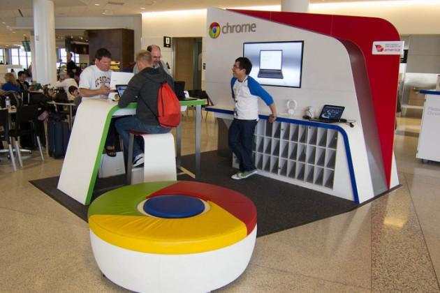 Google откроет собственные розничные магазины