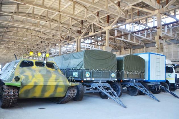 Инвестпроект по выпуску продукции МАЗ и HOWO реализуют в Семее