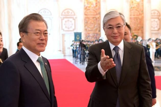 Корея поможет Казахстану оцифровать экономику