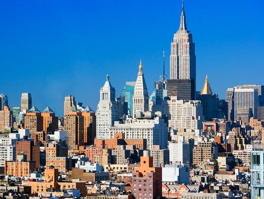 Нью-Йорк лидирует в рейтинге развития городов мира