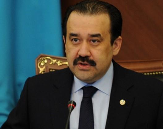 В Давосе Карим Масимов провел ряд встреч