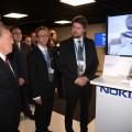 Президенту презентовали новейшие разработки Nokia