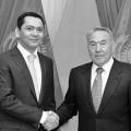 Нурсултан Назарбаев: Нам нечего делить