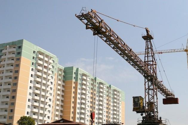 Более 3 тысяч квартир построено в Кокшетау за последние три года