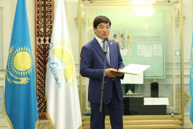 Бауыржан Байбек получил новое назначение