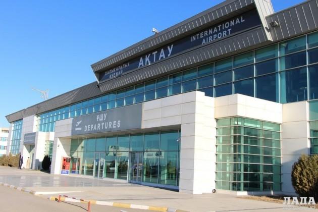 Самолет Air Astana совершил вынужденную посадку вАктау