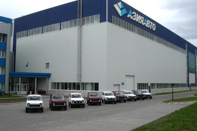 Азия Авто в I квартале снизил производство автомобилей на 47%