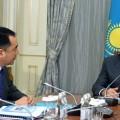 Нурсултан Назарбаев: Поитогам первого квартала экономика страны выросла на3%
