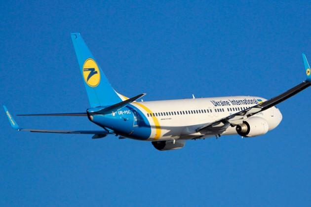 Авиакомпании Украины будут летать в РК через Азербайджан
