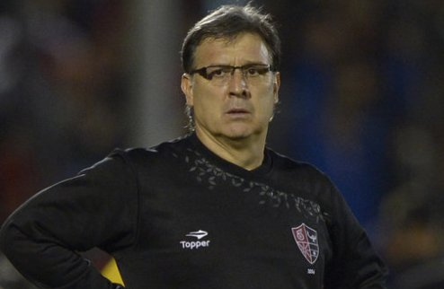 Херардо Мартино стал главным тренером «Барселоны»