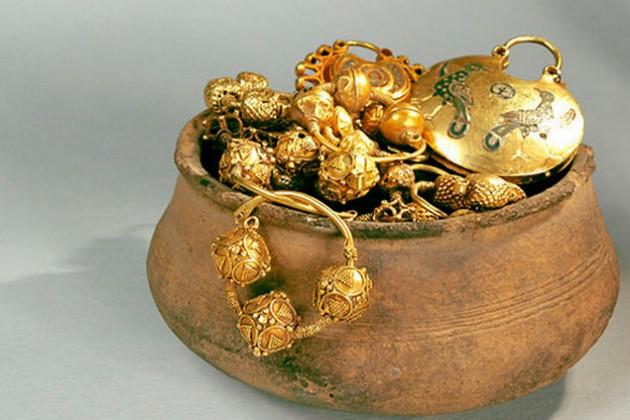 Украина будет судиться за золото скифов