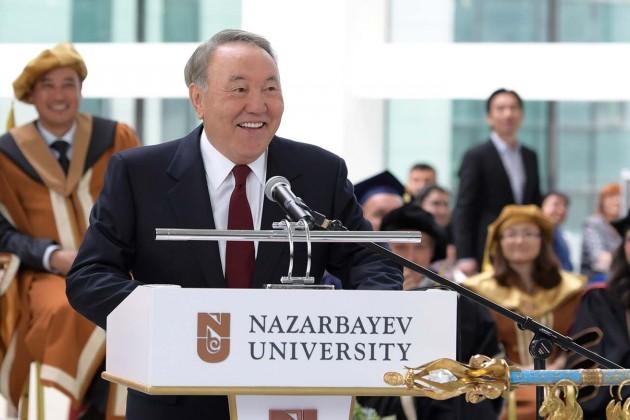 Нурсултан Назарбаев: Меня неучили, как стать президентом