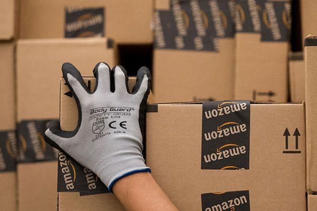 Чистая прибыль Amazon составила $596 млн