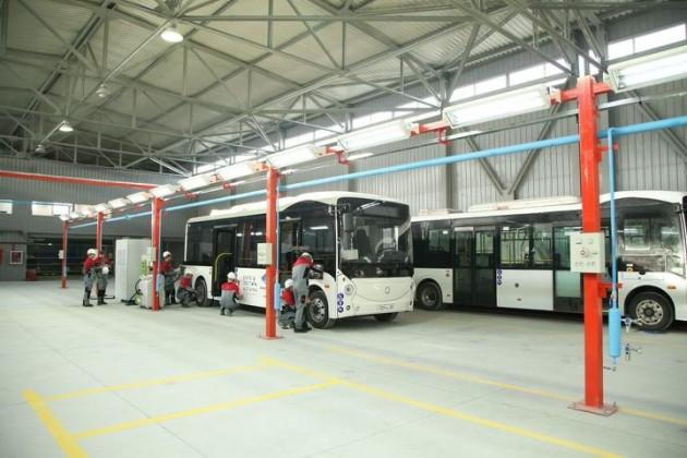 Нужныли электроавтобусы вАлматы