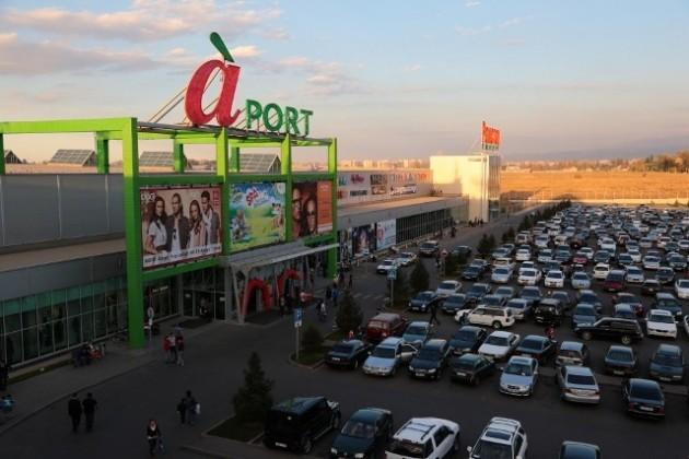 Названы точные сроки строительства молла Апорт наКульжинке