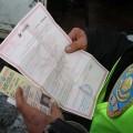 В Казахстане увеличены штрафы за нарушения ПДД