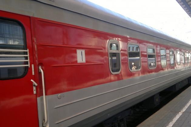 Литва отказалась от железнодорожного маршрута Вильнюс-Москва