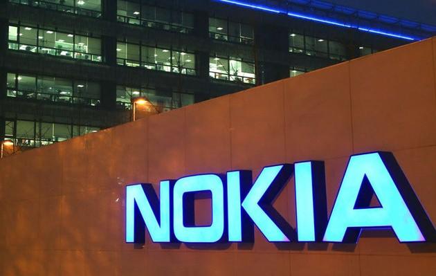Nokia сократила убытки ивыручку
