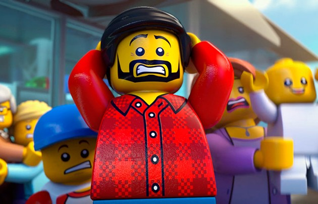 Lego объявила оперезагрузке бизнеса