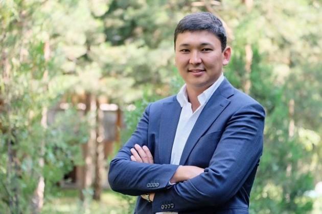 Эрнар Курмашев возглавил управление культуры Алматы