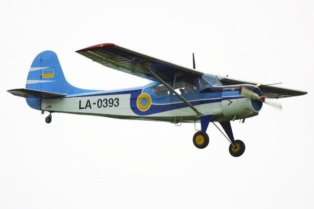 Установлена предварительная версия крушения самолета Як-12М
