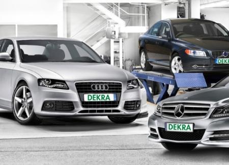 DEKRA назвала самые надёжные подержанные автомобили
