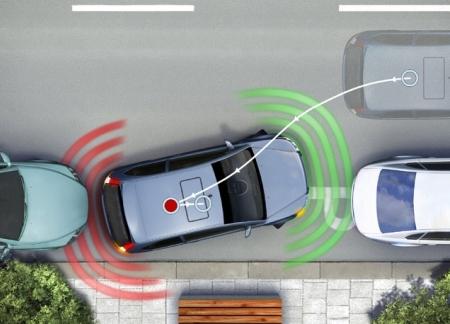 Bosch научит автомобили парковке