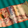 Дневные торги: 379,20 тенге за доллар