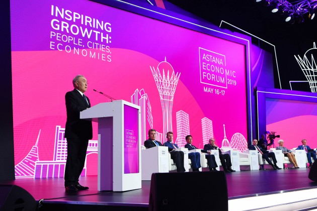 Нурсултан Назарбаев: Нужны изменения, нужен новый подход, новое поколение