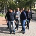 Аким Алматы раскритиковал качество ремонта улиц
