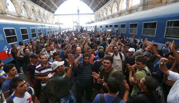 Германия депортирует рекордное число мигрантов