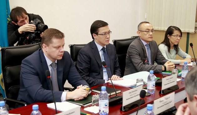 МВФ: Предпринятые вРК меры помогли стабилизировать ситуацию нафинрынке