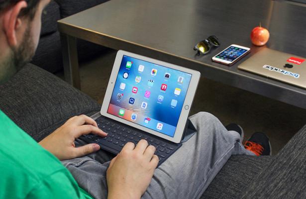 Мировой рынок планшетов остаётся вминусе