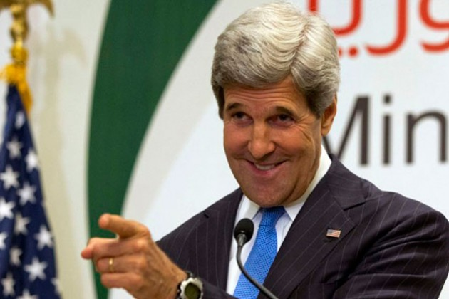 Джон Керри пообещал Украине $1 млрд
