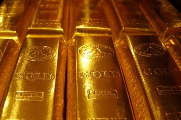 Рынок золота настроен на повышение