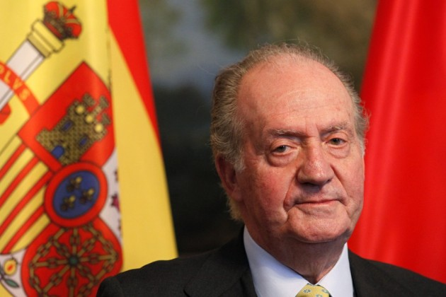 Испанский парламент принял закон об отречении короля