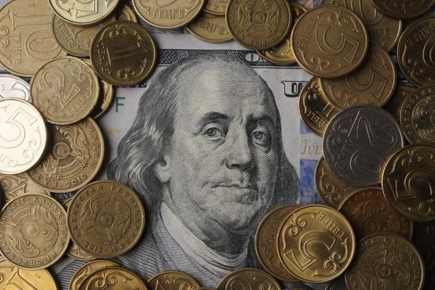 Торговая неделя была волатильной для доллара итенге