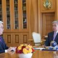 Глава государства дал поручения министру иностранных дел