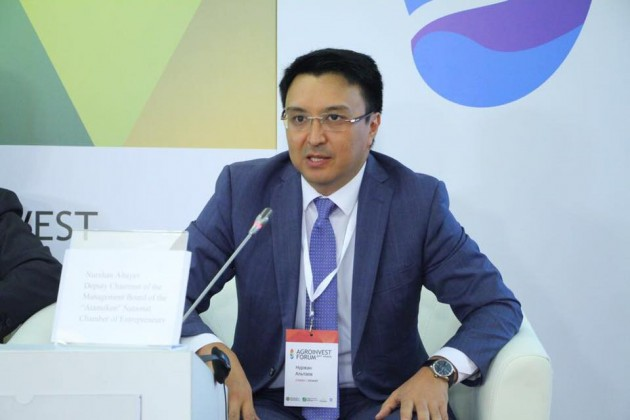 Нуржан Альтаев стал вице-министром труда исоцзащиты населения