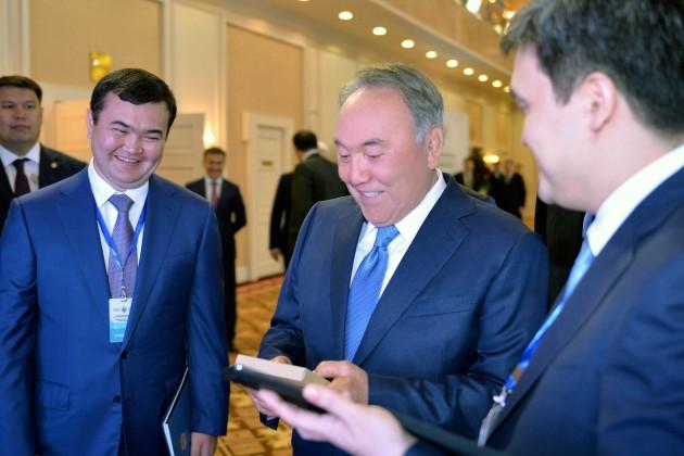Президент высоко оценил планы министра Жениса Касымбека