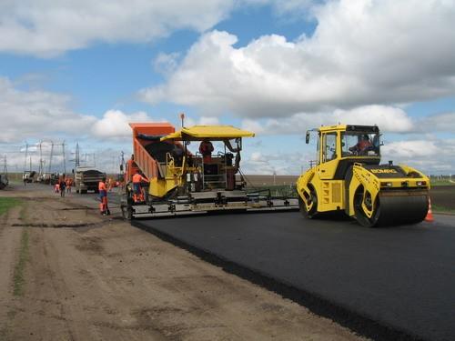 В Мангистау проверили строительство дороги