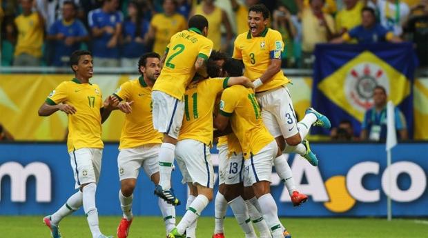 Бразилия выиграла Кубок конфедераций